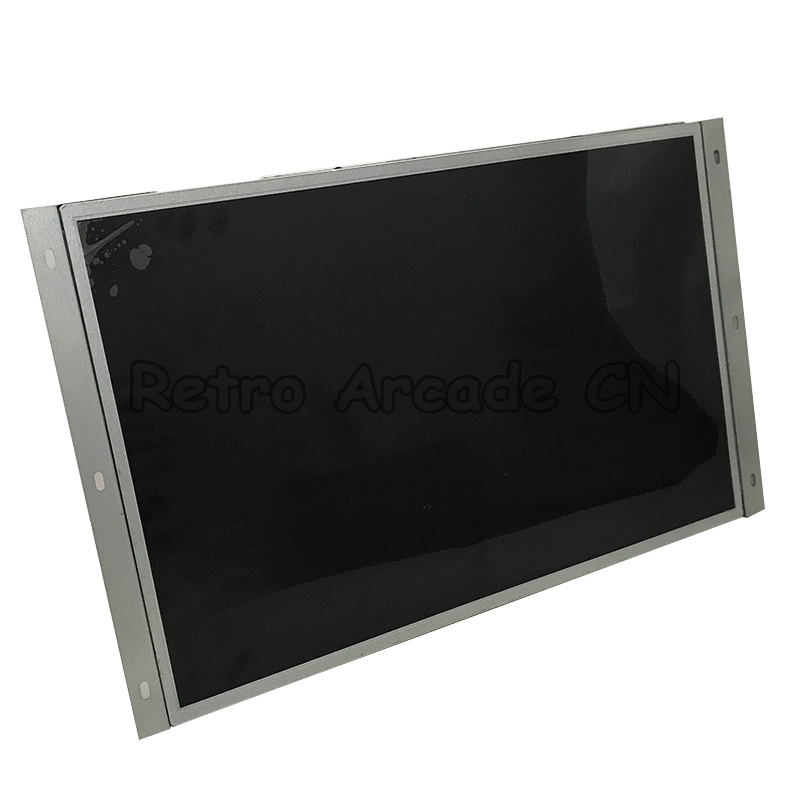 Arcade accessories 19 / 22 / 26 / 32 inch LCD Monitor VGA/HDMI display for DIY Arcade Cabinet JAMMA game machines
