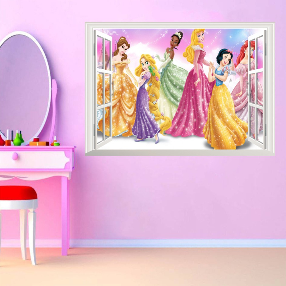 Disney Princess Wall Decor online get cheap disney princess wall -aliexpress | alibaba group