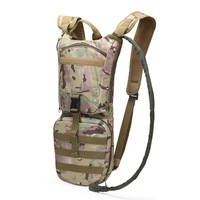 Men Oxford Camouflage Backpack Water Bags Casual Knapsack High Quality Motorcycle Riding Military Assault Rucksack Kettle Bag