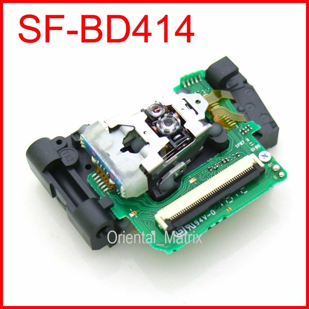 SF-BD414 BD414 414 Optical pickup W/O <font><b>Mechanism</b></font> SFBD414 BD414 Blue-ray Laser lens For Pioneer <font><b>Blu-ray</b></font> Optical Pick-up