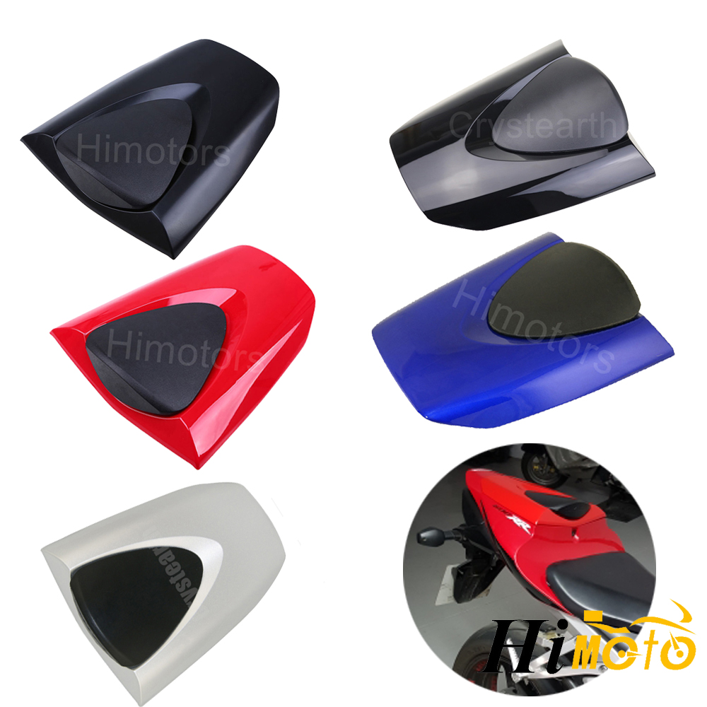 Motorcycle Rear Seat Cover Cowl Solo Seat Cowl For <font><b>Honda</b></font> CBR600RR F5 2007 <font><b>2008</b></font> 2009 2010 2011 2012 <font><b>CBR</b></font> <font><b>600</b></font> RR <font><b>CBR</b></font> 600RR 07-12 image
