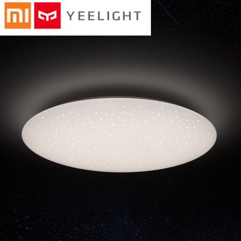Yeelight JIAOYUE YLXD04YL 450 Smart APP WiFi Bluetooth Control LED Ceiling Light 200 240V with Remote