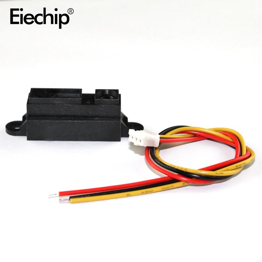 GP2Y0A21YK0F 2Y0A21 SHARP ИК аналоговый расстояние Сенсор Бесплатная кабель Совместимые аксессуары для Arduino ...