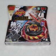 Best Birthday Gift 1pcs Beyblade Metal Fusion 4D set MERCURY ANUBIUS 85XF BB111 kids game toys children beyblade arena stadium C