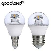 Новое поступление COB светодиодный светильник E14 E27 5 Вт 110 В 220 В лампада светодиодный светильник высокий световой Кристалл светодиодный светильник труба Bombillas светодиодный светильник ing G45