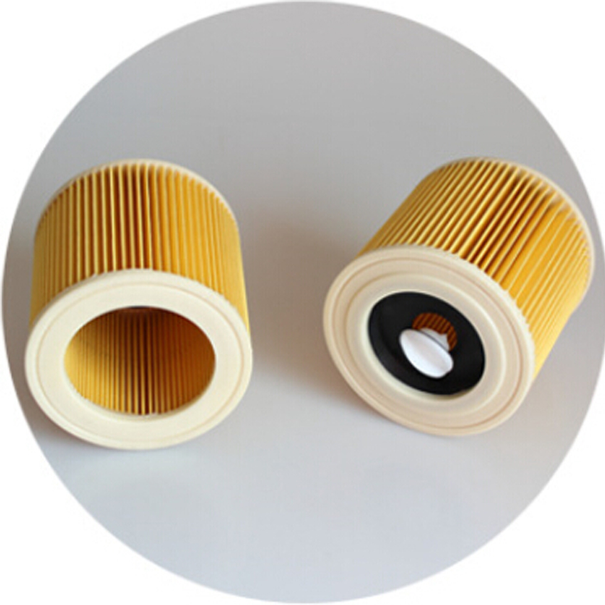 Replacement Filter for Karcher Vacuum Cleaner Hoover Wet Dry Cartridage Filter for A1000 A2200 A3500 A223 WD2.200 WD3.500r цена