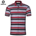 Hot Sale Men's Brand Polo Shirt 2016 NEW Sales In Advance Famous Brand Striped Factory Direct Sale Cotton Free Shipping