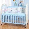 Multi-function детские кроватки детская кровать волна переменная стол стороне кровати удобно и охраны окружающей среды