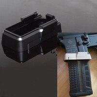 WIPSON tactique de pistolet de chasse accessoires ALG 6-Second Montage pour Pistolets avec magwell évasée pour 20mm picatinny
