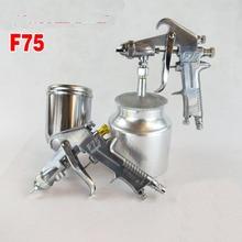 Spray Gun High atomization W-75 High-end furniture Pneumatic paint spray nozzle Paint gun Alloy Painting Paint Tool HOT NEW