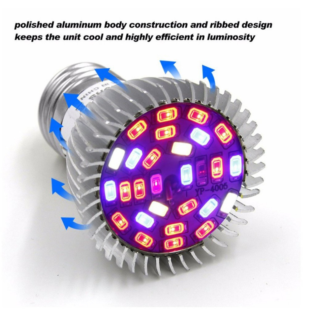 LED Grow Light Full Spectrum Led Plant Grow Lamp Light For Hydroponics Greenhouse