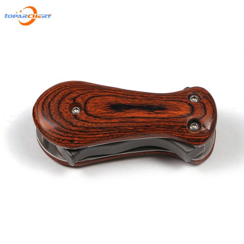Складной портативный карманный slighshot открытый мощный Охота shotting лук Инструменты Охота рогатки резинки наручные высокого качества