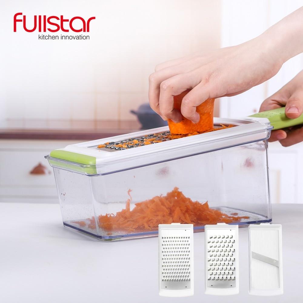 Fullstar Vegetable Chopper kitchen accessories Mandoline Slicer Dicer kitchen tool