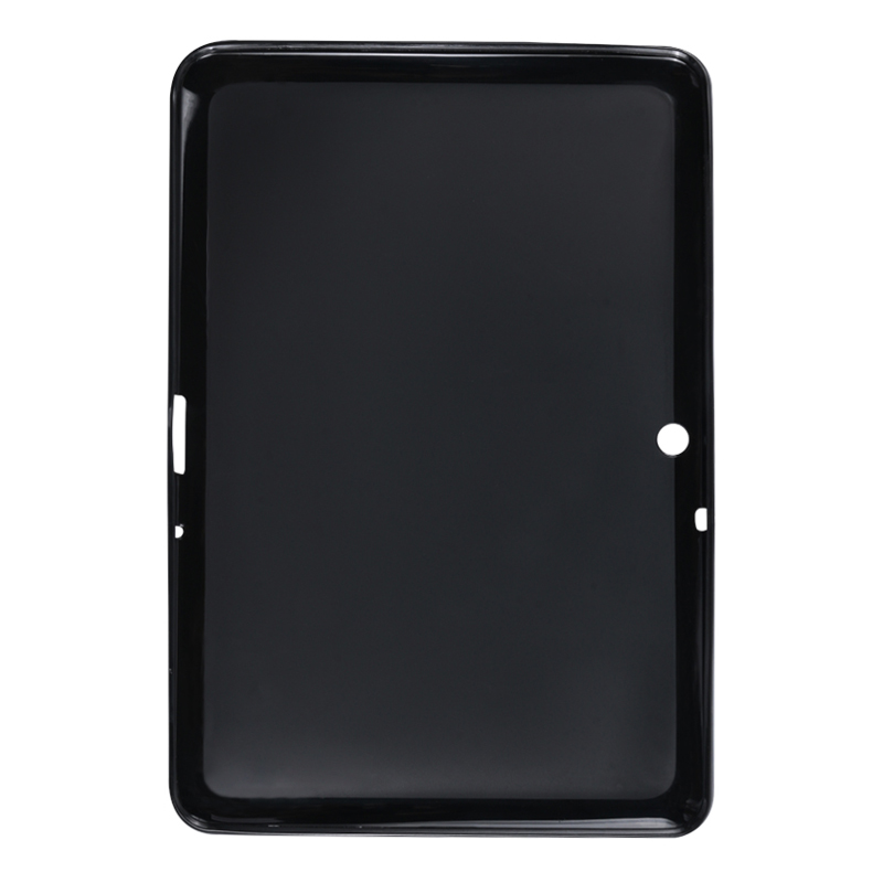 Axd tab2 10.1 polegada silicone inteligente tablet capa traseira para samsung galaxy tab 2 10.1 p5100 p5110 p7500 p7510 à prova de choque caso pára-choques