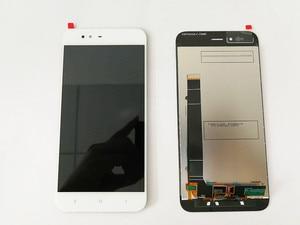 Image 5 - Jakość AAA LCD + ramka do wyświetlacza LCD XiaoMi Mi A1 do montażu LCD XiaoMi 5X/A1 (obsługa 10 dotyku i podświetlenia)