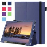 Voor microsoft surface pro 4 12.3 litchi folio flip stand pu leather cover case voor microsoft surface 4 12.3 inch