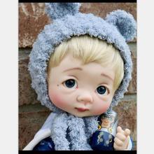 Dollbom Ollien 1/8 Doll BJD With Secretdoll Unisex Body Resin Figure YoSD Baby Toys