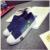 Mulheres das Sapatas de Lona de Verão dos desenhos animados denim Sapatos Casuais sapatos Estudantis plana Lace-Up sapatos de pano de Alta qualidade