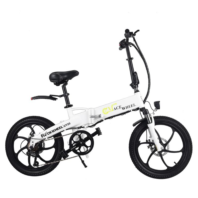 20 de batterie au Lithium de vélo caché dans le moteur de 350 watts de vélo électrique Double haute vitesse dans l'ue, il n'y a pas de Taxes