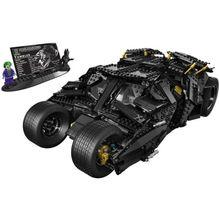 Decool 7111 Super Heroes Batman Batmobile Batwing Joker Minifigures Mattoni minifigures Blocks toys Compatible with legoes