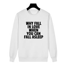 2018 Autumn Women Fashion Sweatshirt Tired Harajuku Slogan W