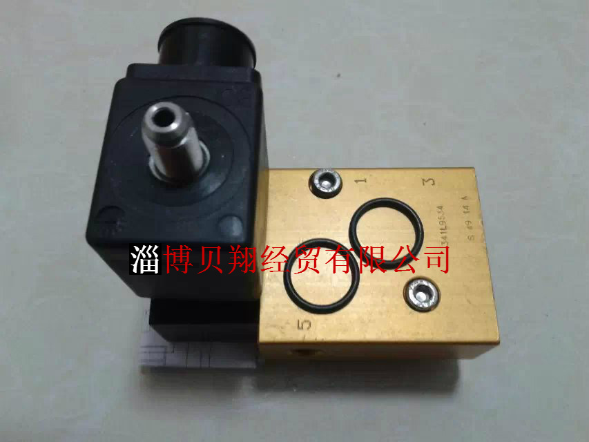 341L9534 spot genuine PARKER / Parker solenoid valve ship solenoid valve