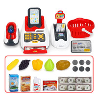 Simulation of A Classic Cash Register Toy Children's Home Supermarket Cashier Play House Toy Children's Toys