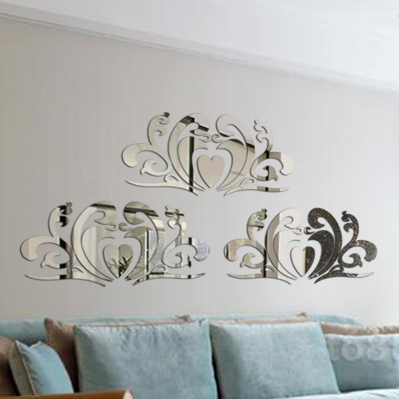 Wall Decor Sets popular mirror sets wall decor-buy cheap mirror sets wall decor