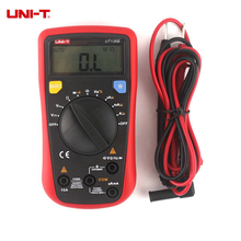 UNI-T UT136B Digital Multimeter Mini Auto-ranging Handheld Multimetro AC/DC Current Voltage Resistance Multi Testers