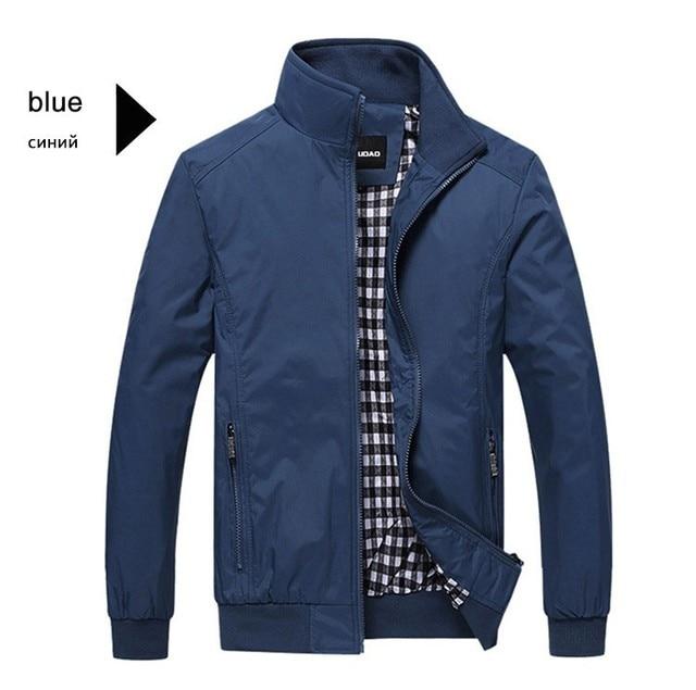 Men's Fashion Casual Sportswear Bomber Jacket 32