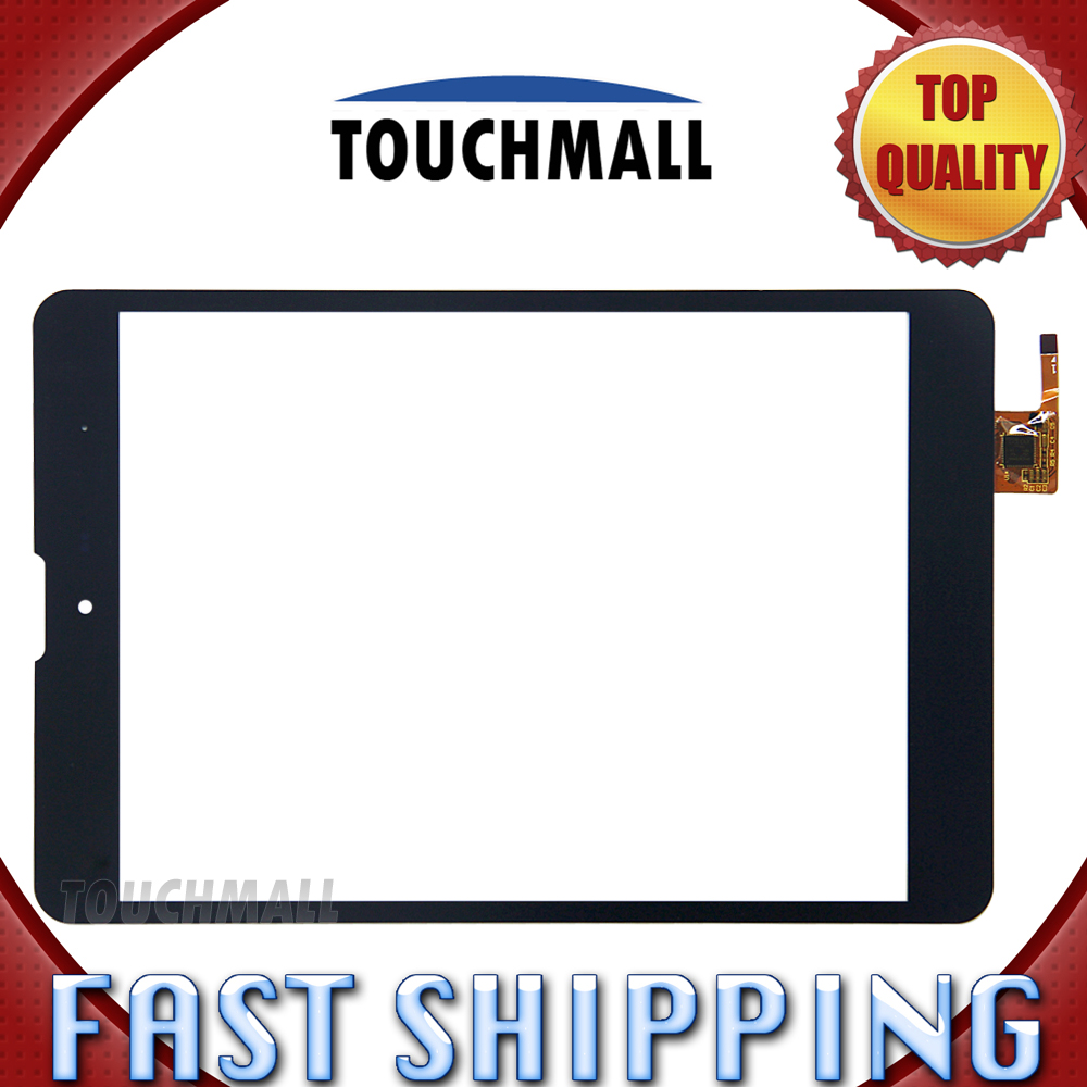 For New Touch Screen Panel Digitizer Glass Replacement Texet TM-7858 3G TM-7868 3G DPT 300-L4541J-C00 7.85 Black Free Shipping new touch screen digitizer 7 texet tm 7096 x pad navi 7 3 3g tablet touch panel glass sensor replacement free shipping
