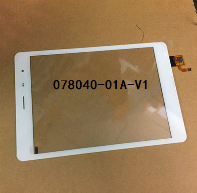Новый оригинальный 7.9 дюймов tablet емкостной сенсорный экран 078040-01A-V1 бесплатная доставка