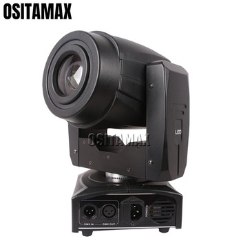 Pro Leier Spot 60 w DJ Licht 60 w Mini Moving Head Spot Licht Bühne Tragbare Kleine 3 Prism 60 watt Moving Heads