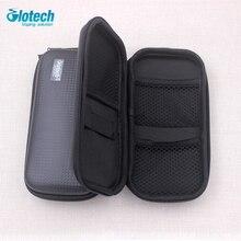 Glotech 5pcs X6 KTS Zipper Case bags Dual ego x6 no logo e cigarette ego-x6 double zipper kit ego-t x6 v2 e cigarette bag