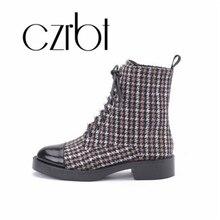 0040f3111 Galeria de plaid boots por Atacado - Compre Lotes de plaid boots a Preços  Baixos em Aliexpress.com