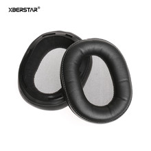 2pcs/1pair earphone set Suitable for SONY MDR-1R MK2 1RBT 1ADAC MDR-1A 1ABT Protein Softer Leather Ear Pad earphone set sponge