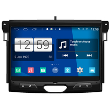 Winca S160 Android 4.4 Car GPS DVD Player Head Unit Sat Nav for Ford Ranger Everest 2016 – 2017 with Radio Navigation System