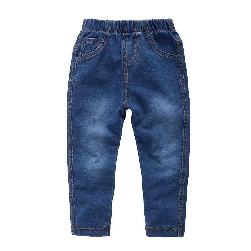 VIDMID 1-6Y Anak Jeans Anak Laki-laki Denim celana Bayi Perempuan - Pakaian anak anak - Foto 2