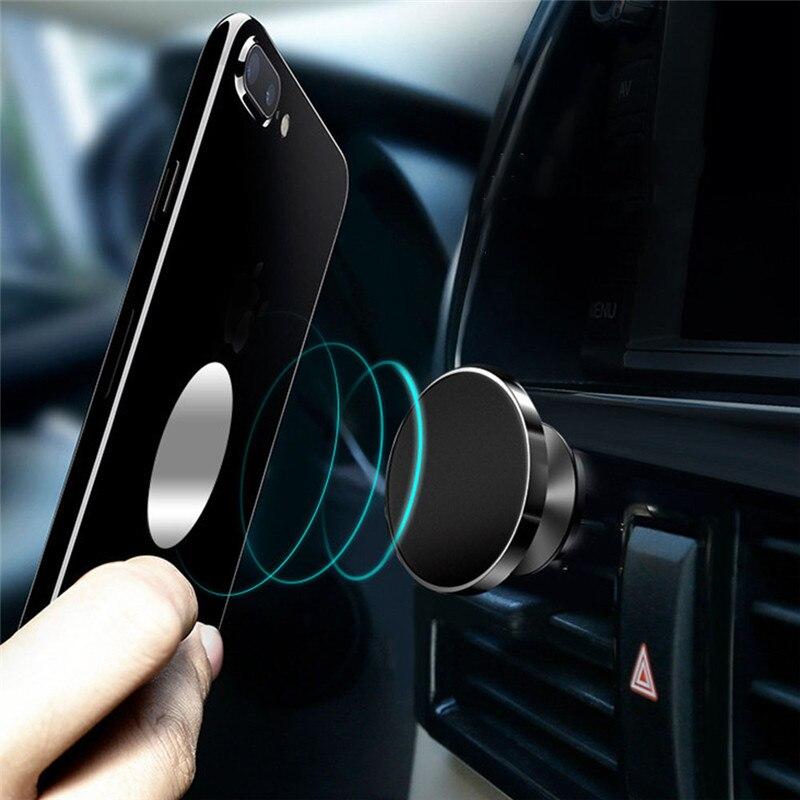 Автомобильные аксессуары, автомобильный Магнитный Мобильный телефон, держатель для автомобильных продуктов, держатель для телефона, украш...