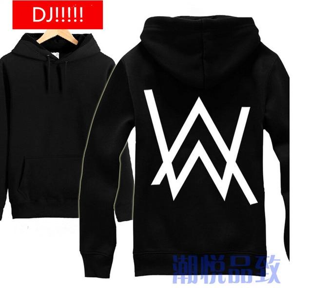 Coat Hoodies Music DJ Divine Comedy Alan Walker faded the Same Paragraph Sweatshirts Jacket