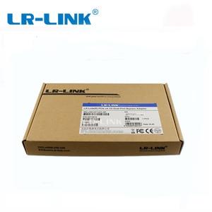 Image 5 - LR LINK 9712HT BP Gigabit Ethernet adaptateur RJ45 1 Gb double Port PCI E carte réseau contrôleur LAN Intel i350 NIC