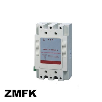 ZMFK triangle connection Thyristor Switch with Power Factor Correction Capacitor 380v 30kvar