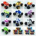 1 unid máquinas de automóviles de juguete deformación llama blaze máquinas monstruosas monstruo monster truck car toys regalos de los niños 2017 nuevo toys