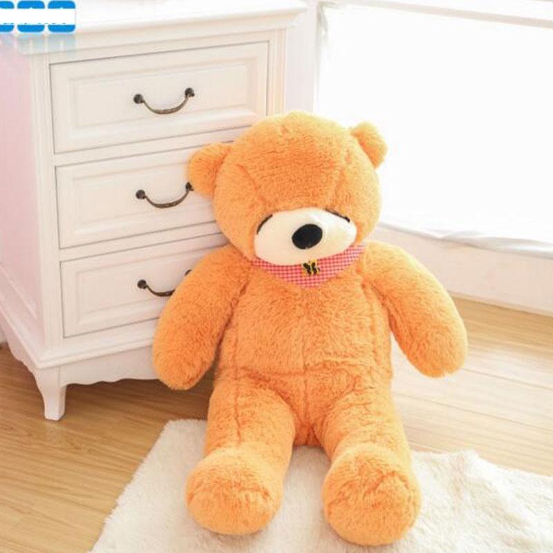 100cm Giant Teddy Bear stuffed Toy rilakkuma Girl's Gift plush toy Big teddy bear toys for children Birthday And  Valentine gift giant big cute plush stuffed teddy bear soft toy gift best birthday gift 130cm