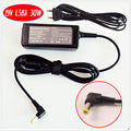 For Dell INSPIRON MINI 1011 1012 1210 1018 Laptop Battery Charger / Ac Adapter 19V 1.58A 30W
