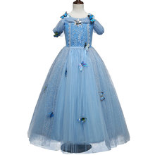 743d8cb7c Blue Cinderella Gown Promotion-Shop for Promotional Blue Cinderella ...
