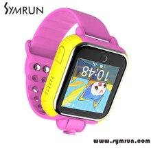 Symrun Anti Verloren Gps Sim Smart Uhr Für Kinder Kinder Smart Gps Uhren Sos Smartwatch Kinder Uhr Telefon