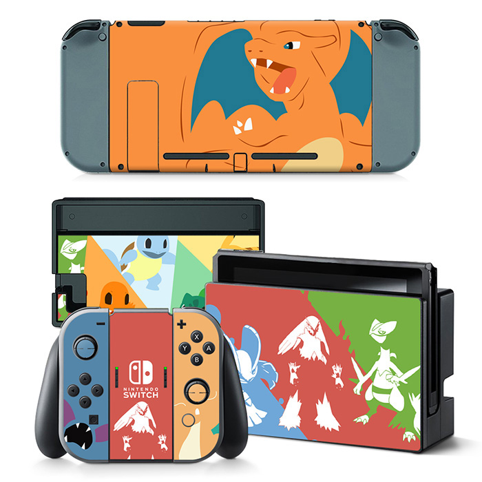 For Nintend Switch console and controller sticker For Nintend Switch Skin Sticker NS Game Console Vinyl Sticker--5025 1