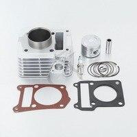 Cylinder Piston Rings Set Top End Kit For Yamaha TTR125 TTR 125 2000 2005 02 03