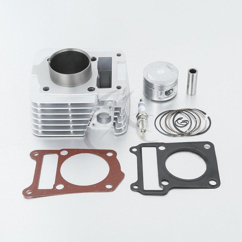 Jeu de segments de Piston pour Yamaha TTR125 TTR 125 2000-2005 02 03